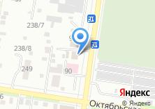 Компания «FRESH АВТО» на карте