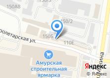 Компания «BOGACHO» на карте