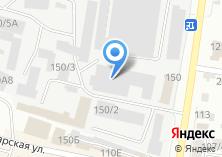Компания «AutoMafia» на карте