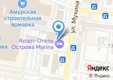 Компания «Добрыня мебель» на карте