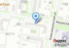 Компания «Техэксплуатация» на карте