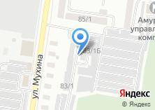 Компания «Центр Крепежа» на карте