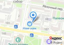Компания «Таёжный» на карте
