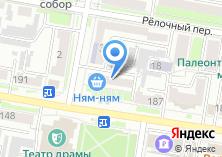 Компания «Марьин ларец» на карте