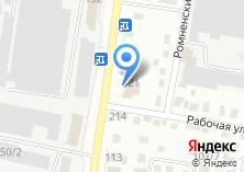 Компания «Аскона» на карте