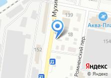 Компания «Ритуалсервис» на карте
