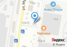 Компания «Мебель Сервис» на карте