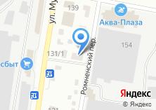 Компания «Безопасная школа» на карте