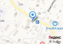Компания «Магазин живых цветов» на карте