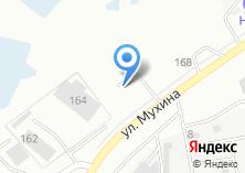 Компания «АЗС Электрон» на карте