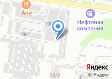 Компания «Автомойка на Октябрьской» на карте