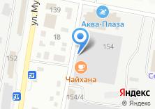 Компания «Ротер» на карте