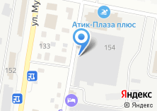 Компания «Енот» на карте