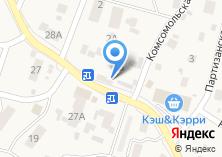 Компания «Саморез-электрик» на карте