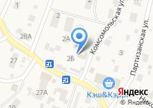 Компания «Продуктовый магазин №36» на карте