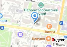 Компания «Моисей авиационно-туристическая компания» на карте