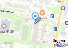 Компания «Савтикон» на карте