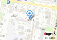 Компания «АВТОСОЮЗ» на карте