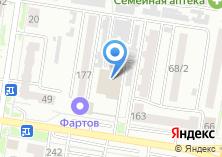 Компания «Интернет технологии» на карте