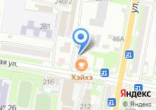 Компания «Аверс-ЭТК» на карте