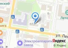 Компания «InstaPro» на карте