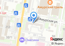 Компания «Instaforex» на карте