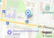 Компания «Подарок» на карте