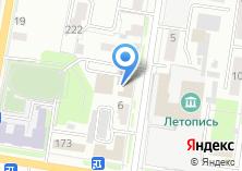 Компания «Благовещенский городской архивный и жилищный центр» на карте