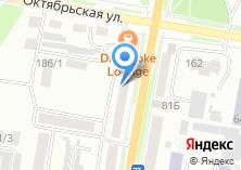 Компания «Закусочная 24» на карте
