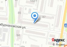 Компания «Автоденьги» на карте
