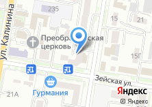Компания «Спортстайлер» на карте