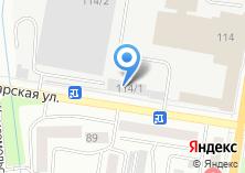 Компания «Городская диспетчерская служба по транспорту» на карте
