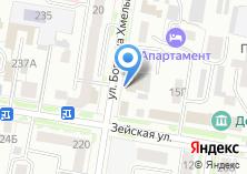 Компания «reDesign» на карте