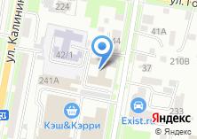 Компания «СК-ГРАНИТ» на карте