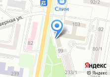 Компания «A`key» на карте