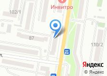 Компания «Калина» на карте