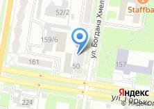 Компания «Амурочка-Экспресс» на карте