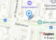 Компания «РостБизнесСтрой» на карте