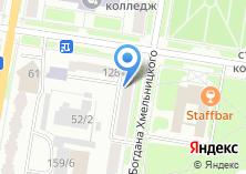 Компания «Нотариус Мечиков А.А.» на карте