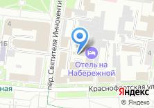 Компания «Отель на Набережной» на карте