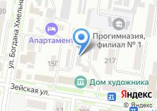 Компания «Джоуль магазин оборудования» на карте
