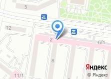 Компания «Загорай» на карте