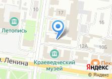 Компания «Адвокатский кабинет Иванова Е.В» на карте