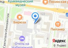 Компания «АвтоТехПомощь» на карте