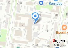 Компания «Санер» на карте