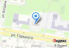 Компания «Suda» на карте