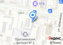 Компания «СОА & Звук» на карте