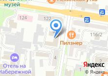 Компания «Амурское отделение Системы и сети» на карте