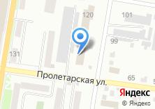 Компания «Благовещенская тароремонтная фабрика» на карте