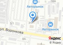 Компания «Avtostuff» на карте